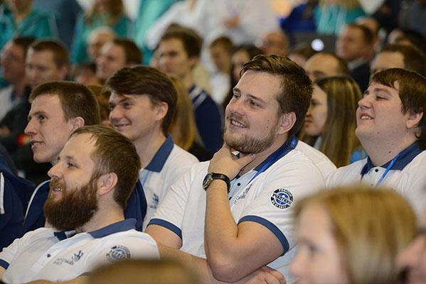 Мероприятия чемпионата WorldSkills Hi-tech 2017 вЕкатеринбурге посетили 30 тыс. человек