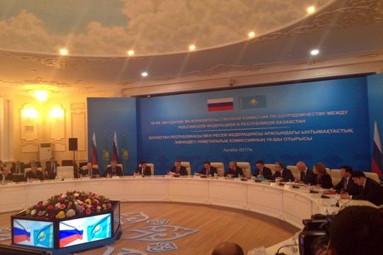 Казань вошла впредполагаемый маршрут железнодорожного коридора «Евразия»