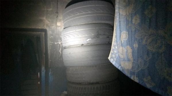 4-летний ребенок получил ожоги вовремя пожара вподвальном помещении Челябинска