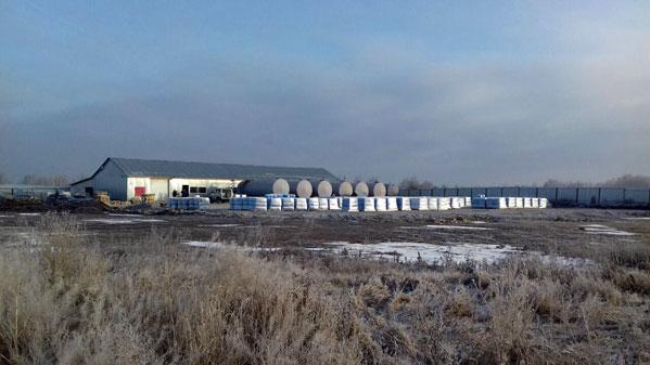 ВЧелябинской области изъяли около 300 тысяч литров незамерзайки сметиловым спиртом