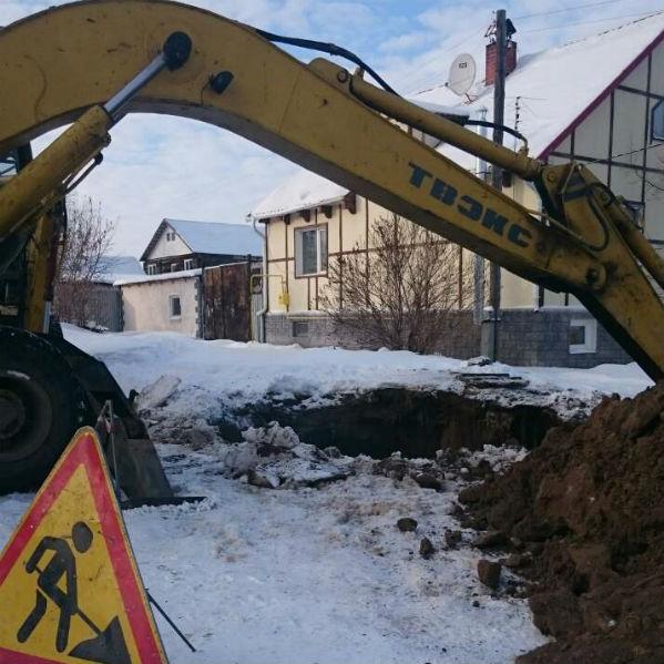ВЧелябинске из-за коммунальной трагедии без воды остаются граждане 16 домов
