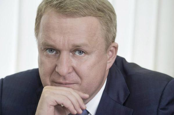 ВЮУрГУ новый проректор— председатель Общественной палаты региона Олег Дубровин
