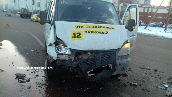 ВЧелябинске шофёр кроссовера стал виновником массовой трагедии