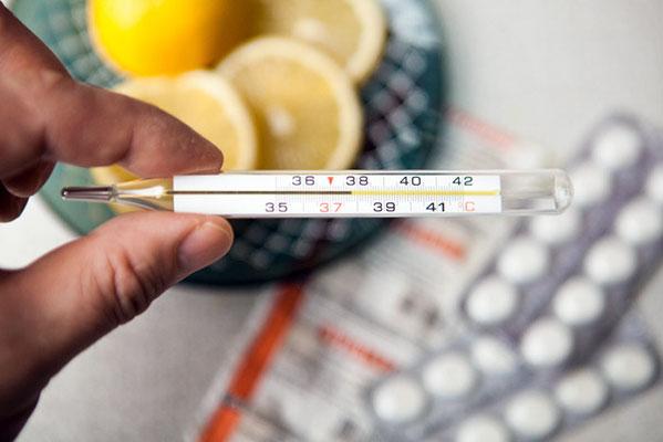 ВКузбассе эпидпорог заболеваемости ОРВИ превышен на13,2%