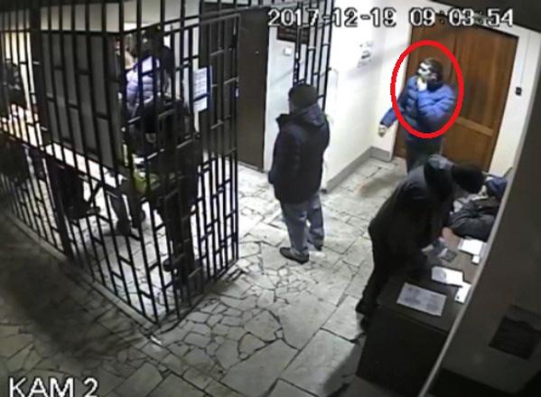 Подозреваемый внападении насудью вЕманжелинске попал навидео