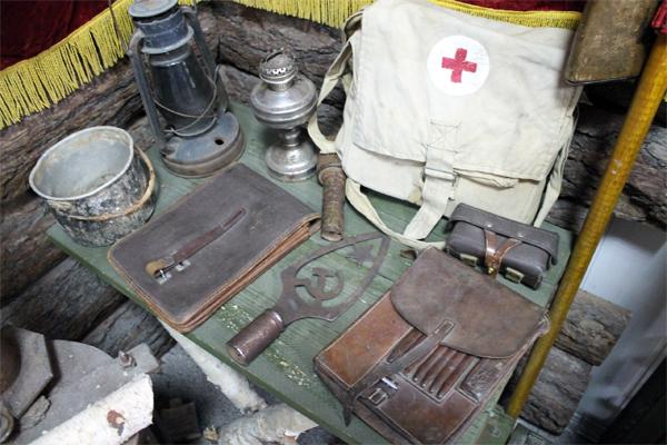 Тамбовский музей военной истории признали лучшим в Российской Федерации