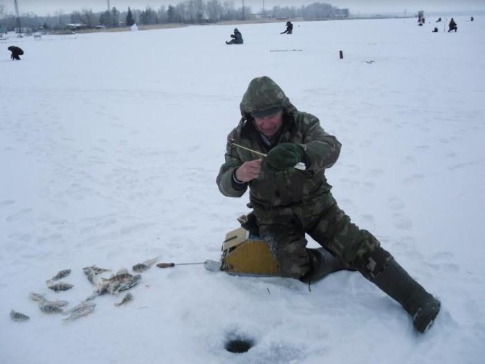 Зимняя рыбалка на озере чебаркуль челябинской области