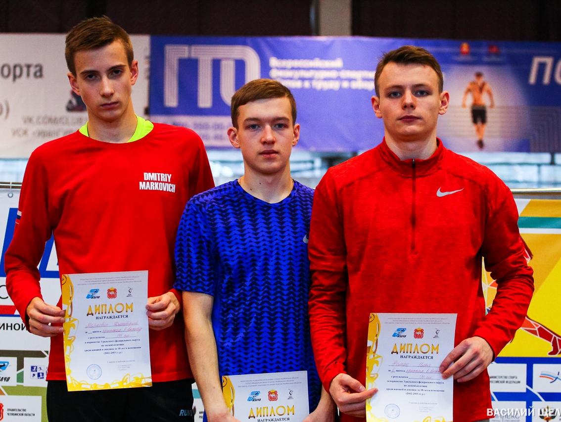 Копейчанин завоевал золото первенства России по легкоатлетическому многоборью