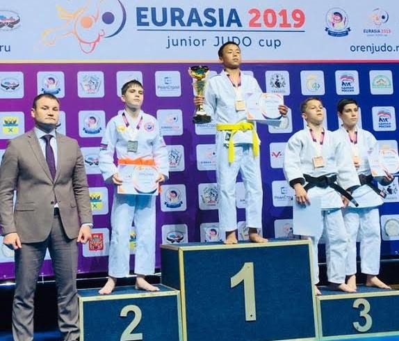 Дзюдоисты Челябинской области завоевали 2 медали на Кубке Евразии