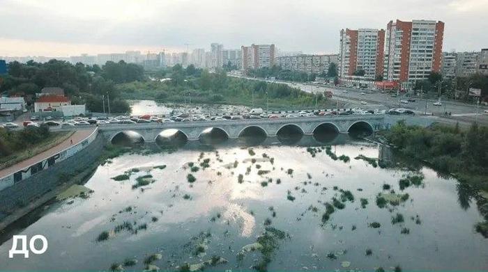 В Челябинске продолжат очистку Миасса, несмотря на уголовное дело