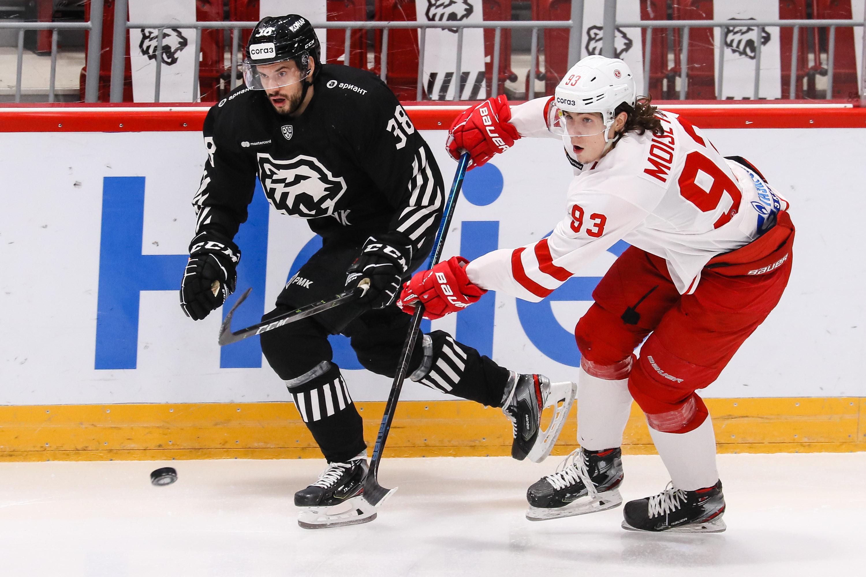 Челябинский «Трактор» прервал 5-матчевую проигрышную серию