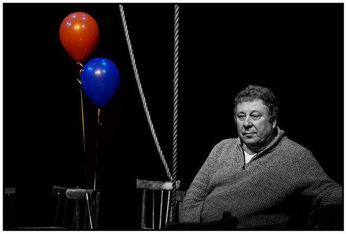 Театр «Манекен» покажет премьеру в жанре Театра абсурда